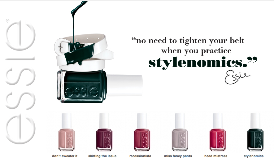 Essie Fall Collection 2012