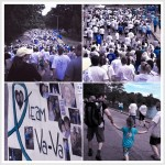 "Your Support Helps ""Break the Silence"" 2012 #ovariancancer"