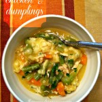 Chicken & Dumplings | Tasty Tuesday #Recipe Swap
