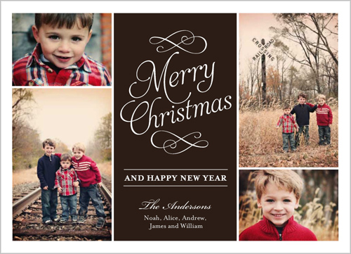 Shutterfly Holiday Cards GIVEAWAY The New Modern Momma