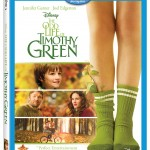 The Odd LIfe of Timothy Green Bu-Ray/DVD Combo