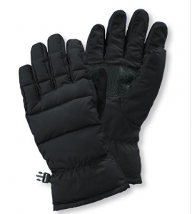 Women's Goose Down Gloves