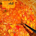 Chicken Chili | Tasty Tuesday #Recipe Swap