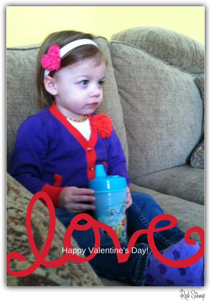 Happy Valentine's Day! XO