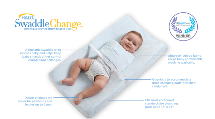 Diaper Changes Just Got a Whole Lot Easier