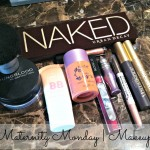 maternity monday makeup
