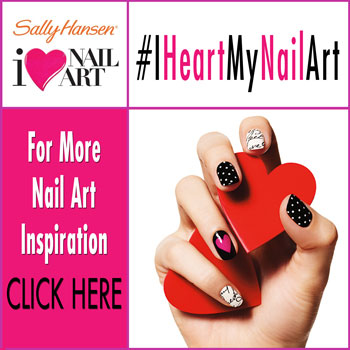 Watermelon Inspired Nail Art #IHeartMyNailArt