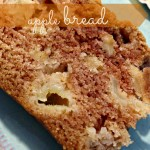 Apple Bread :: Tasty Tuesday