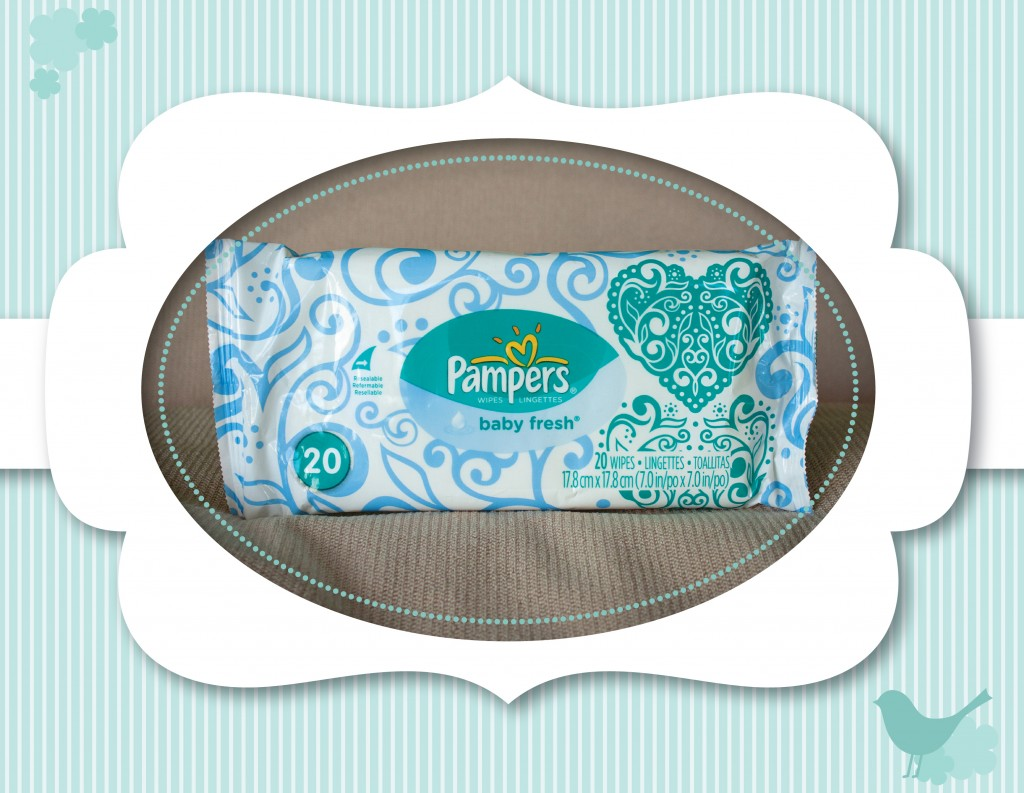 Pampers Wipes Baby Fresh 20ct.