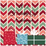 2013 Twitter :: Blogger :: Friends Holiday Gift Exchange!