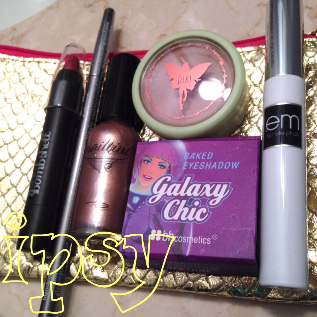 November Ipsy Bag :: Whats In YOUR Beauty Bag?!