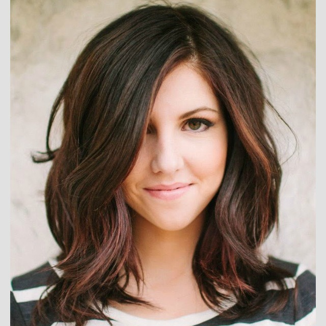 hair inspiration long bob