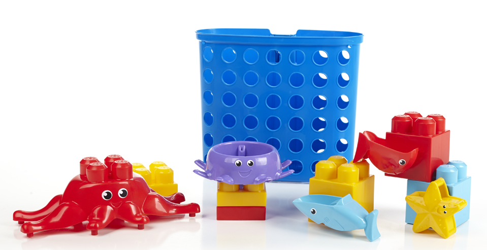build 'n splash mega bloks