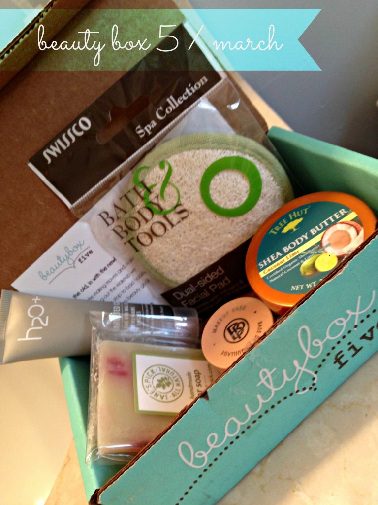 beauty box 5 / march {review} @beautybox5 #beauty via @thenewmodernmom