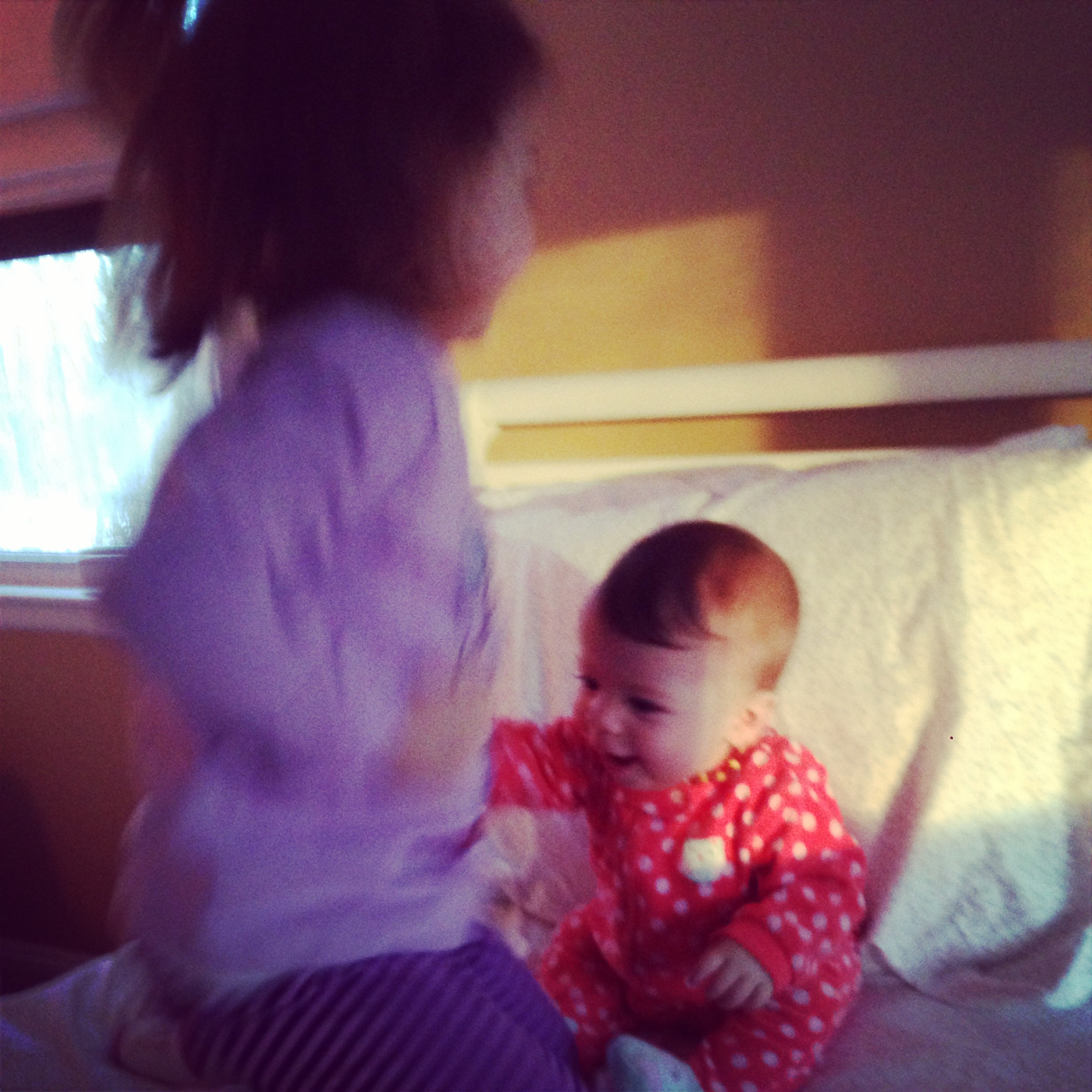 Wordless Wednesday // Sisters