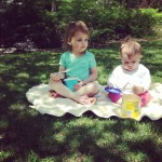 Wordless Wednesday // Summer Sisters