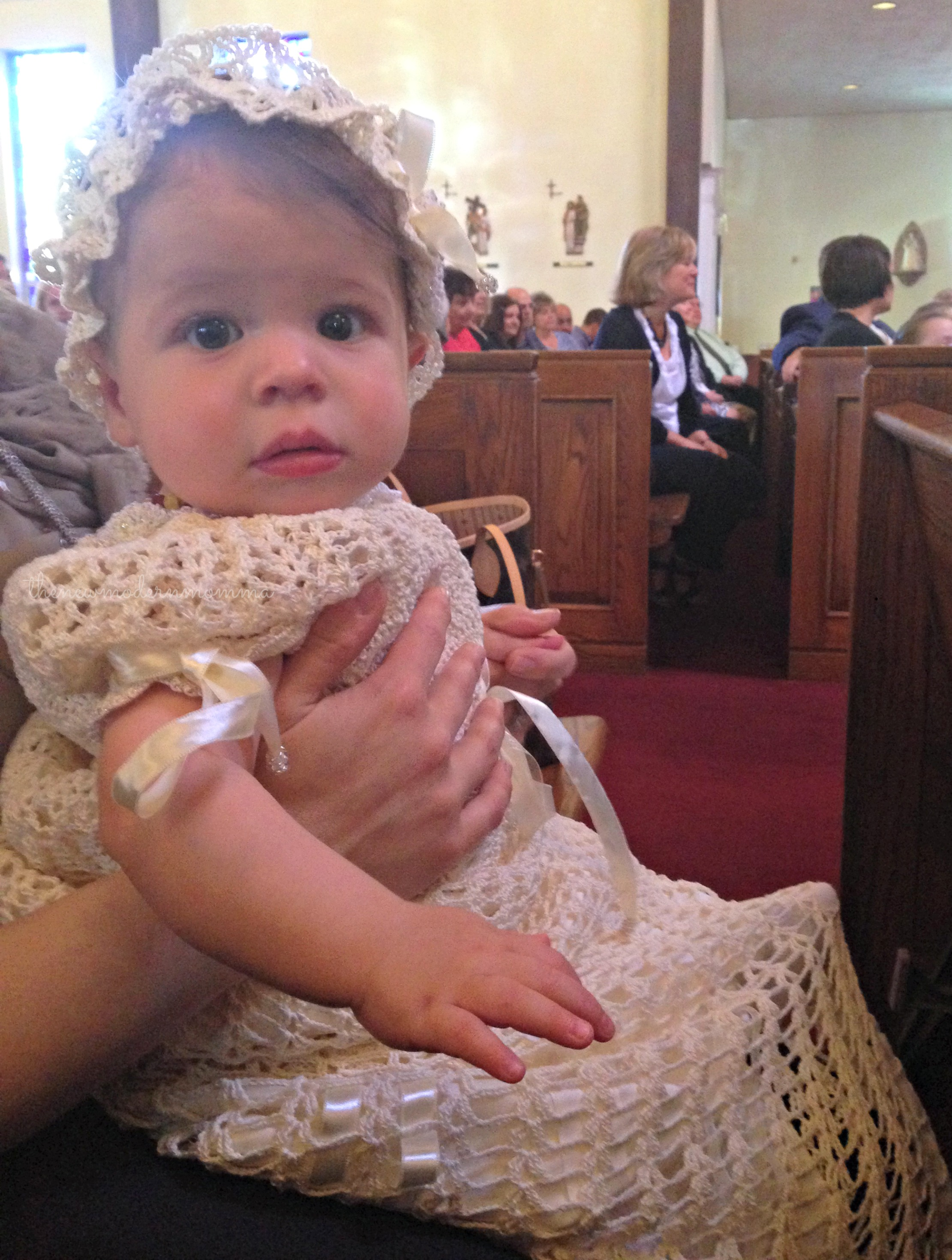 how to get ready for baptism
