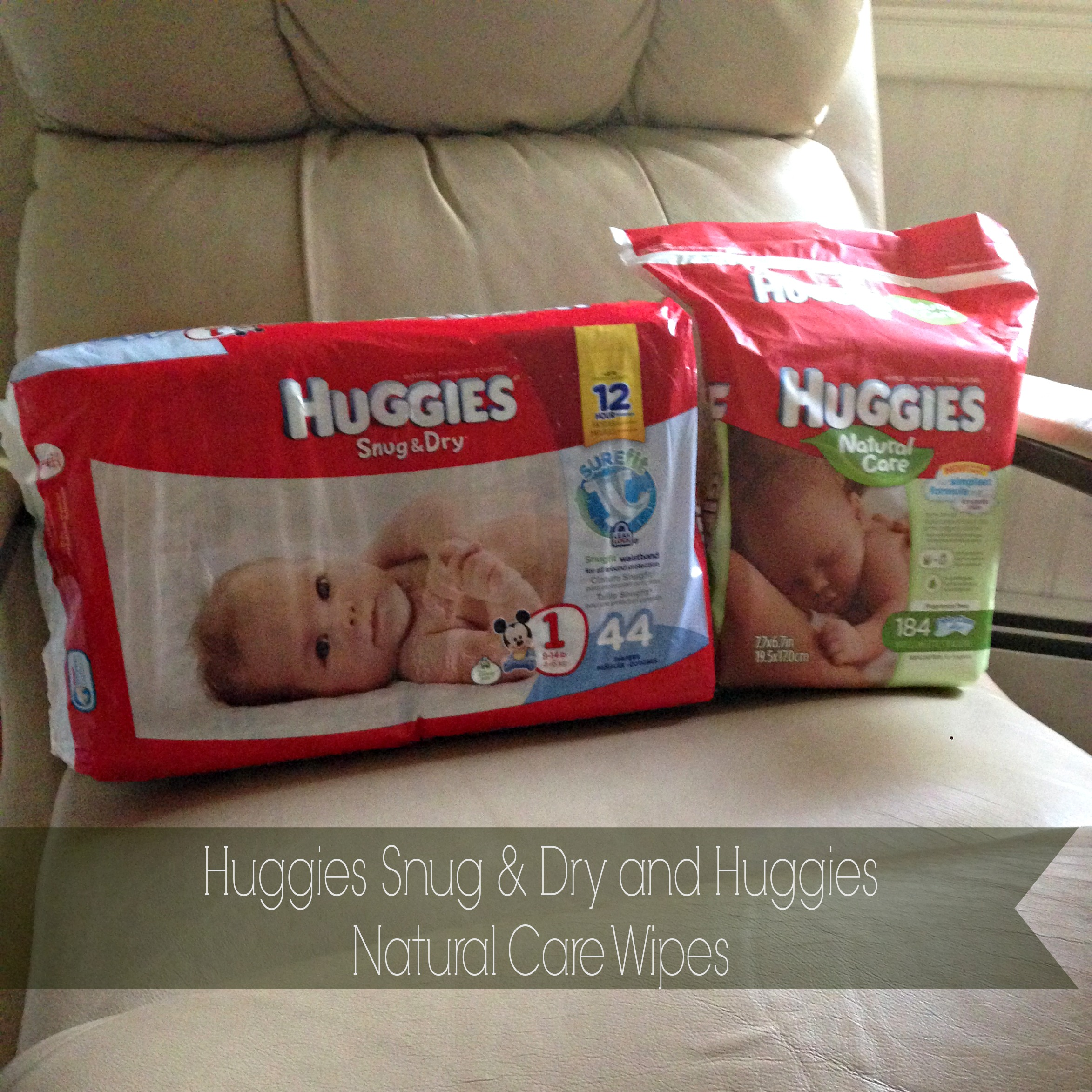 Huggies Snug and Dry!