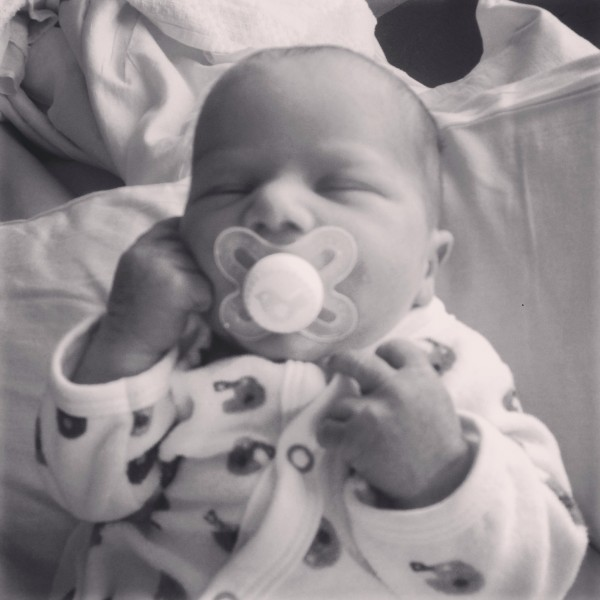 Baby Boy is Here! Meet Anthony!