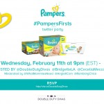 Celebrating Anthony's First Moments // A Pampers Giveaway
