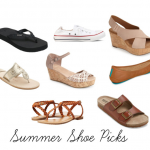 My Picks for Summer Footwear!