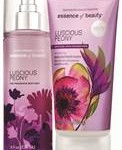 Luscious Peony Fine Fragrance Body Mist and Body & Hand Cream