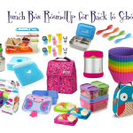 Lunch Box RoundUp for Back to School