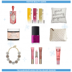 Holiday Gift Guide - For the Beauty Queen
