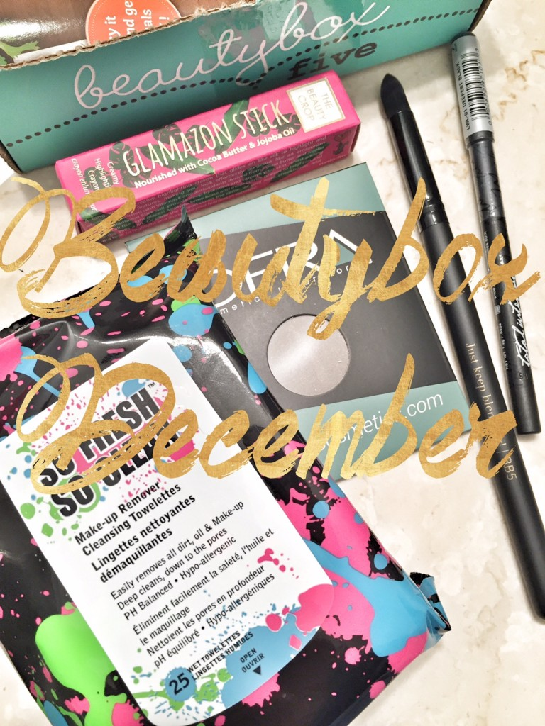 beautybox five december 2015