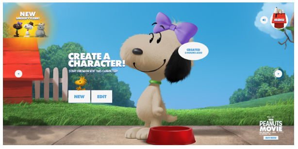 "Peanutize Your Pet with the New ""Snoopytizer"""