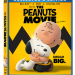 The Peanuts Movie! Blu-Ray + DVD Giveaway