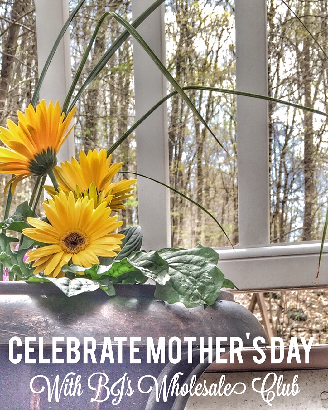 Celebrate Mother's Day with BJ's Wholesale Club