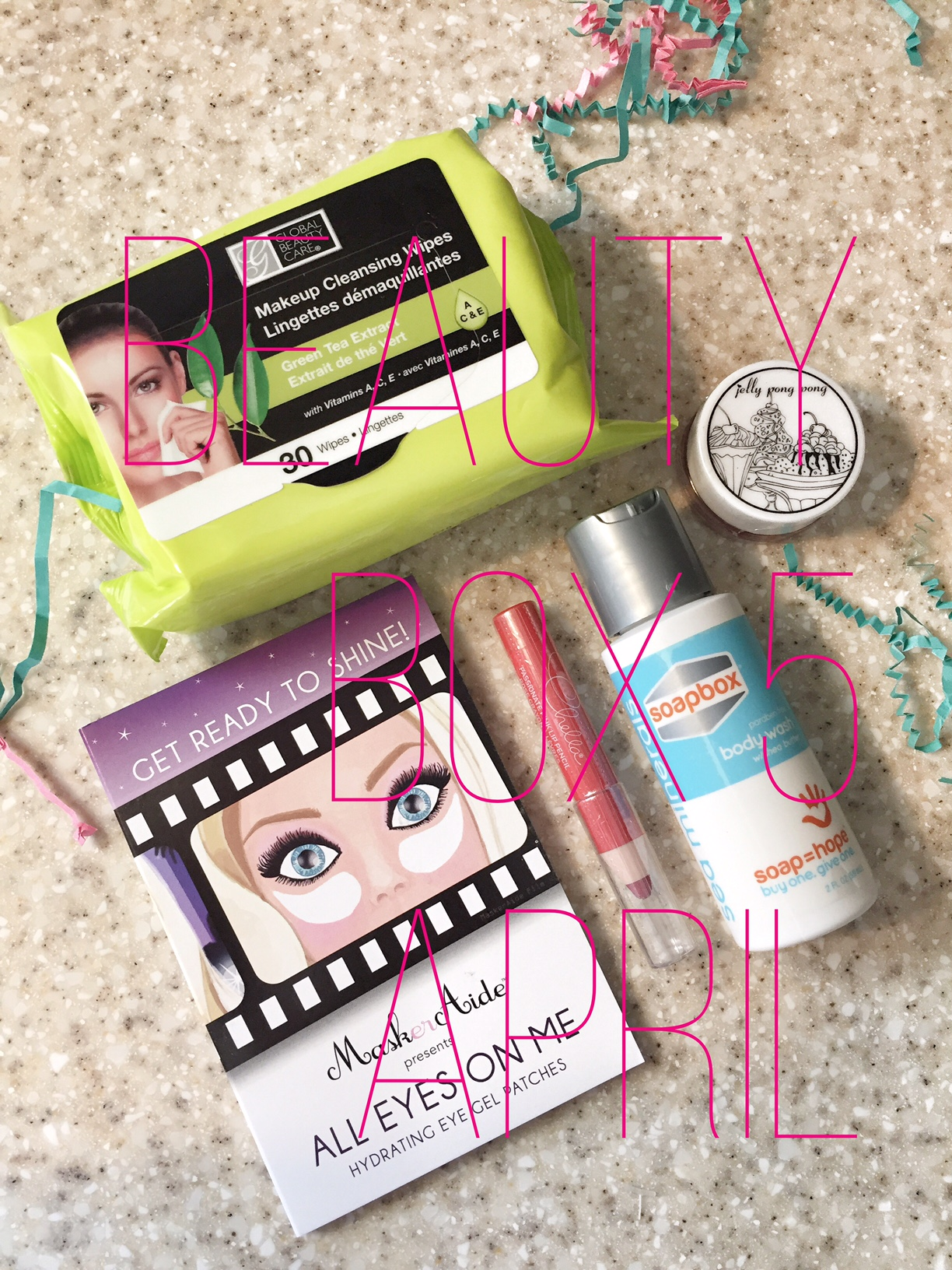 Beauty Trends :: Beauty Box 5 // April Unboxing!
