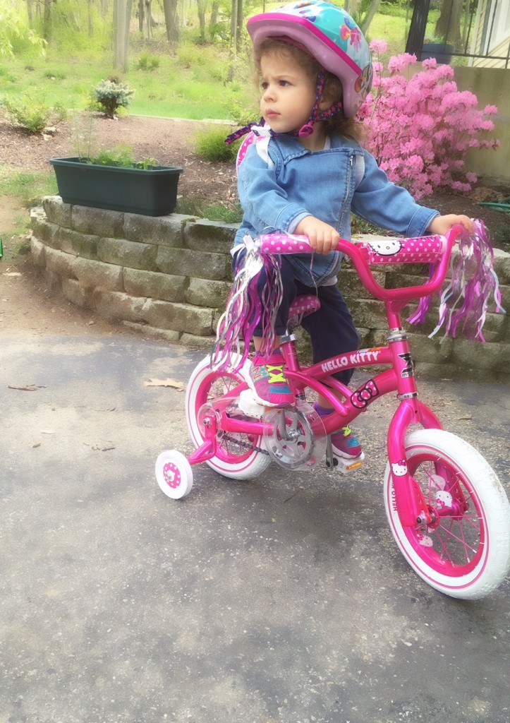 Valentina New Bike - The New Modern Momma