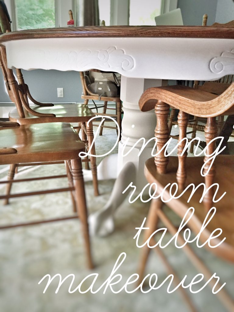 dining room table - the new modern momma