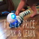 HOT TOY ALERT // Fisher-Price Think and Learn Code-a-pillar