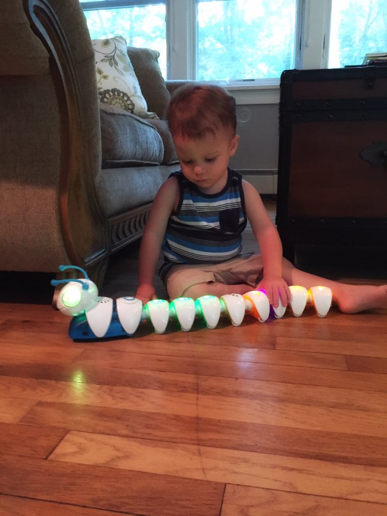 Fisher-Price - Think & Learn Code-a-pillar The New Modern Momma