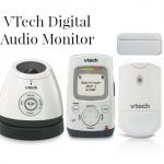 Tech Tuesday // The VTech Safe&Sound® 6.0 Digital Audio Baby Monitor