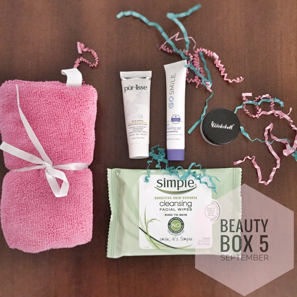 beauty box 5 september