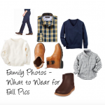 Family Photos // What to Wear for Fall Pics