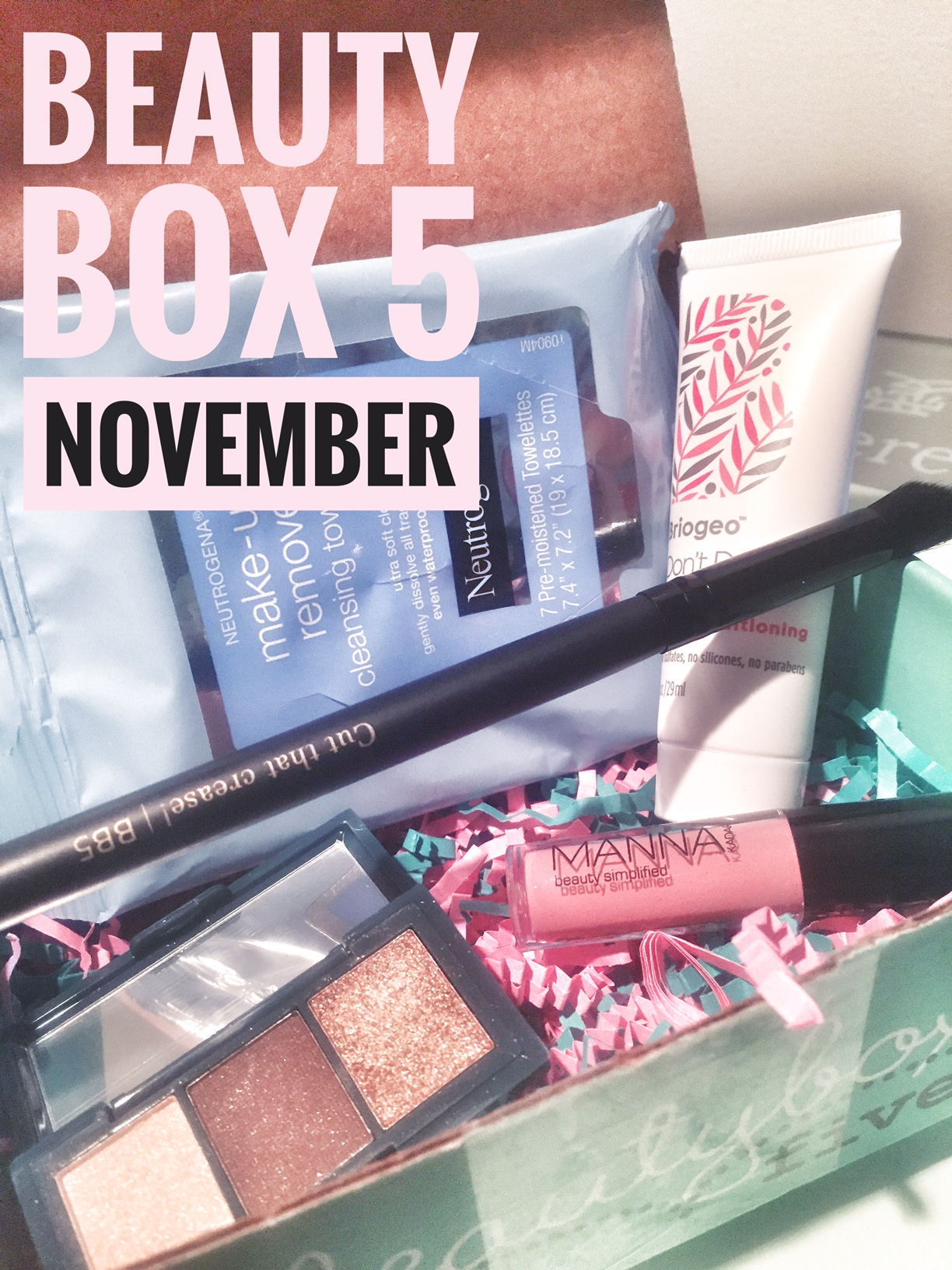 Beauty Box 5 // November Unboxing – Cozy
