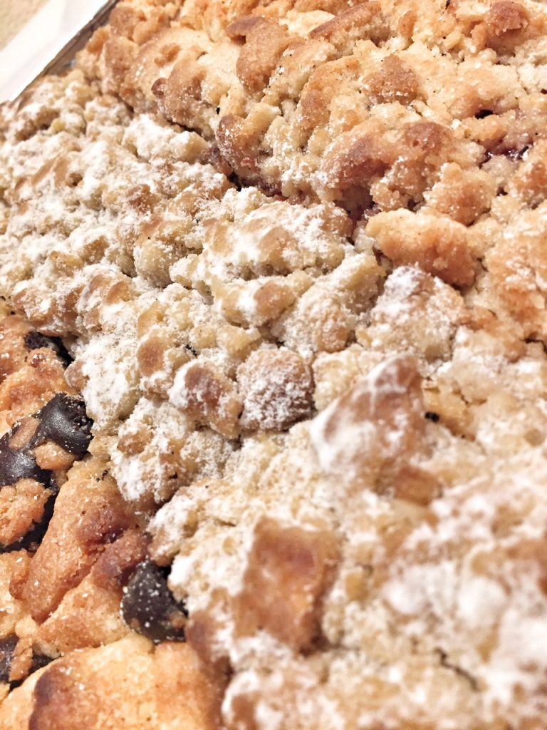 Hahn S Old Fashioned Crumb Cake