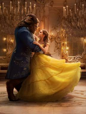 BEAUTY AND THE BEAST – Brand New Images From the Live-Action Film!!