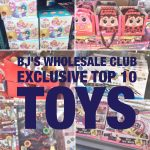Holiday Gift Guide // Top 10 Toys at BJ's Wholesale Club