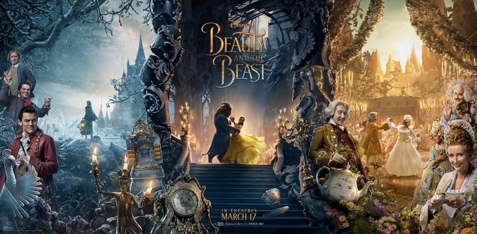 BEAUTY AND THE BEAST – Final Trailer Now Available!!!