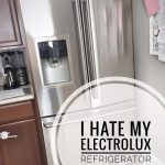 I Hate My Electrolux Refrigerator