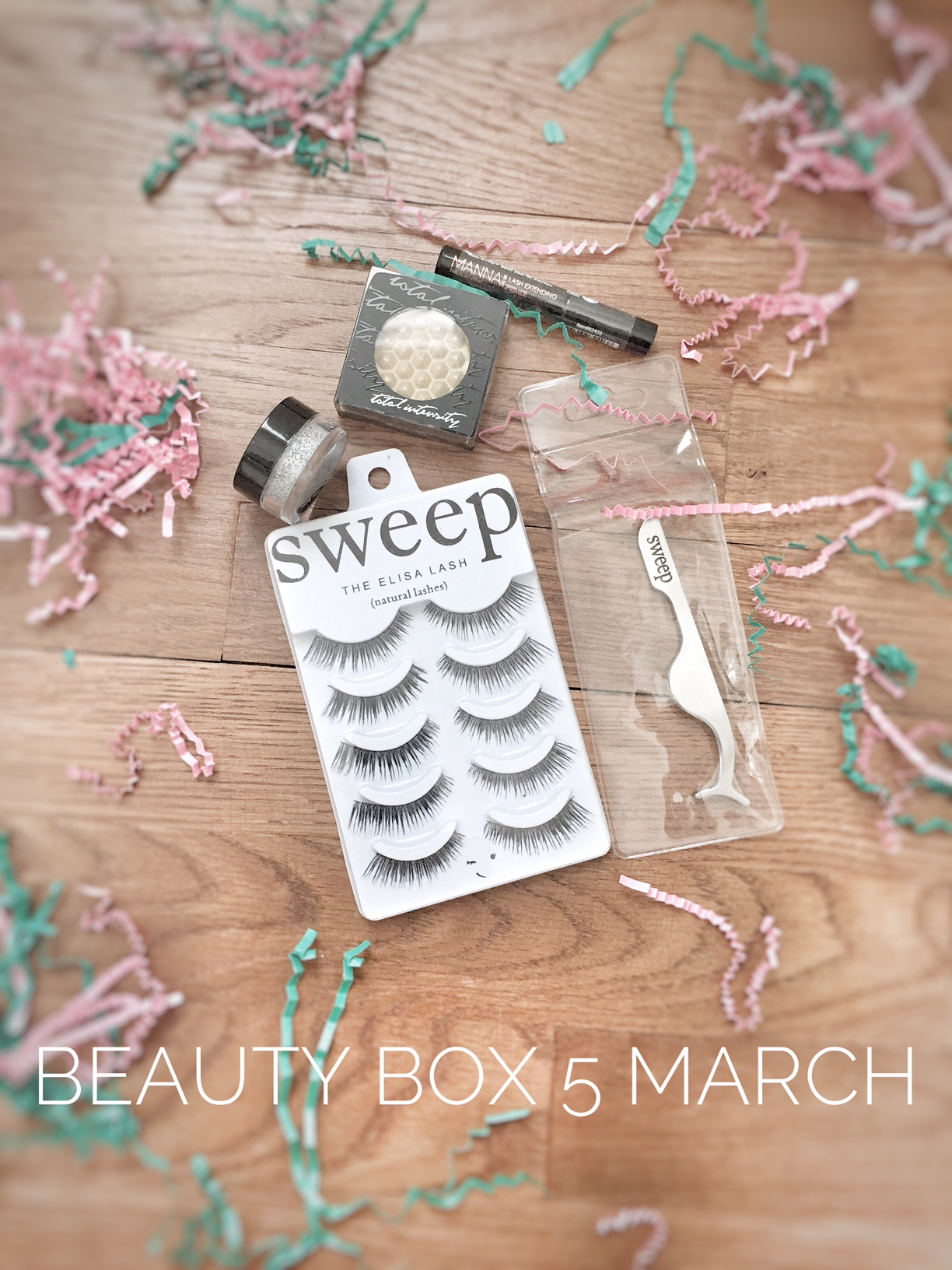 Beauty Box 5 // March Unboxing – Lash Bash!