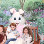 Happy Easter // A New Picture with the Bunny