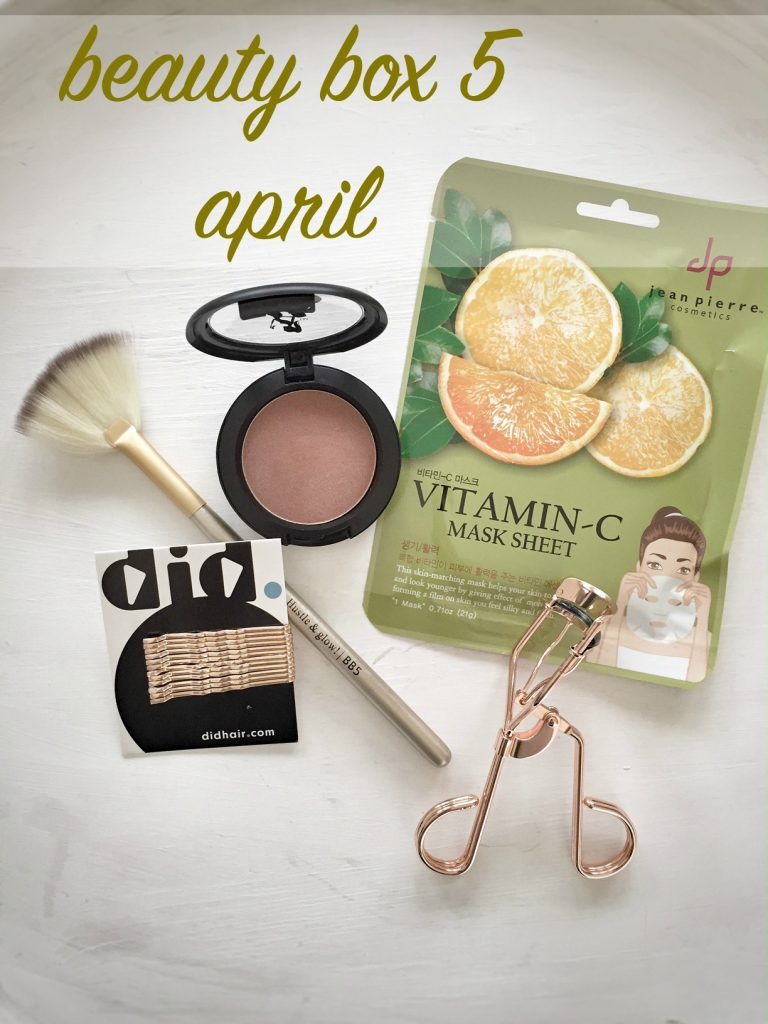 beautybox5 april