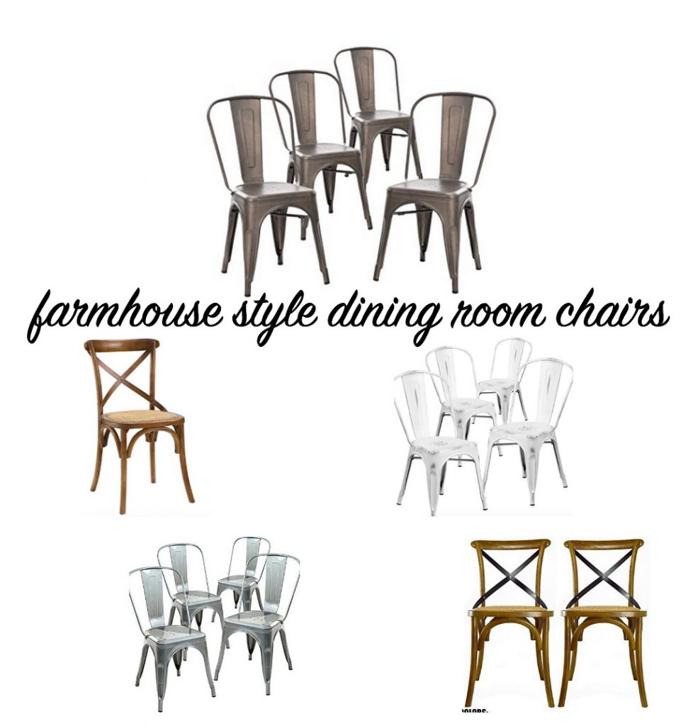 home update // dining room chairs - the new modern momma